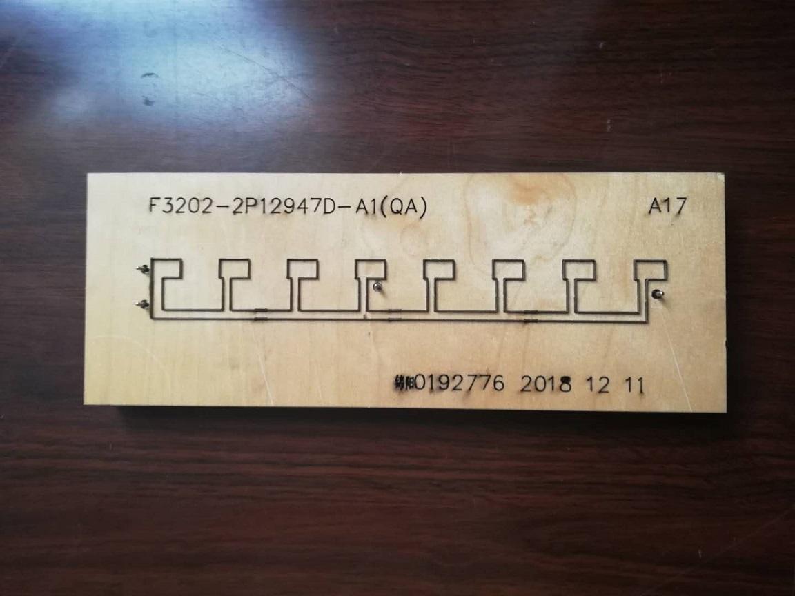 硅胶激光刀模