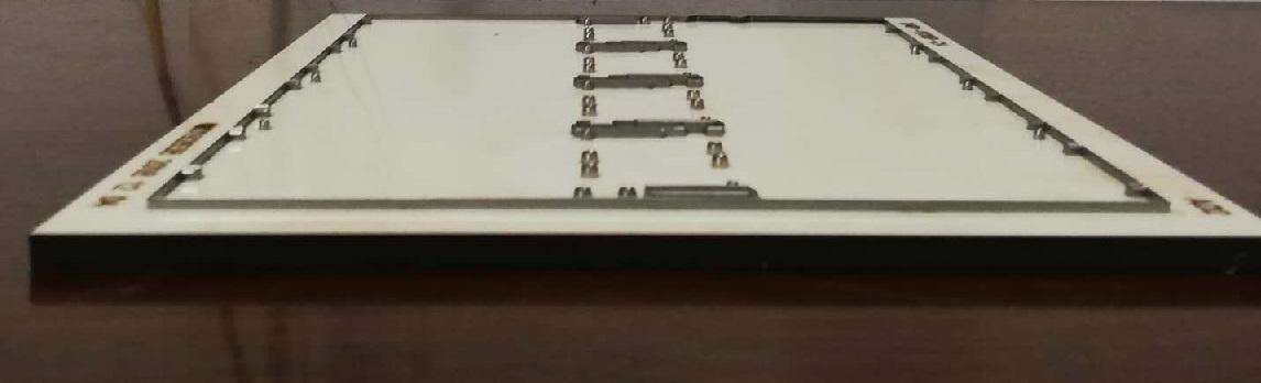 胶板激光刀模